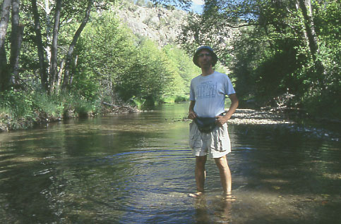 Mike hudak 39 s public lands ranching photo gallery for Gila river fishing